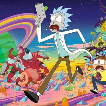 Rick and Morty Season 4: The Dan Harmon/Justin Roiland/Daniel Radcliffe Lovefest Continues
