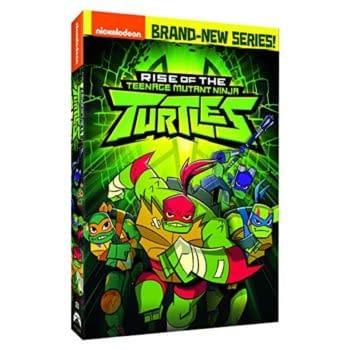 Review: Rise Of The Teenage Mutant Ninja Turtles DVD
