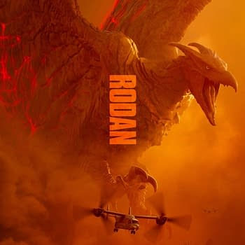 Wanna Hear Bear McCrearys Rodan Theme from Godzilla: King of the Monsters