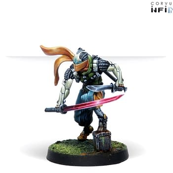 Infinity Releases for June: ORCs Krit and Saito INcoming