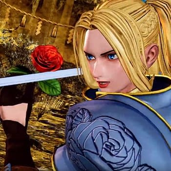 Samurai Shodown Unveils a New Character Trailer for Charlotte