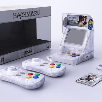 SNK To Release a Samurai Shodown Version Of The Neo Geo Mini
