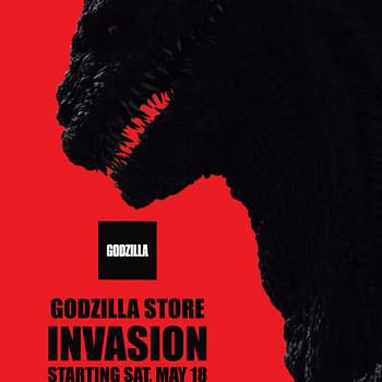 Godzilla: King of the Monsters Stomps Into Pop Up Shops This Weekend
