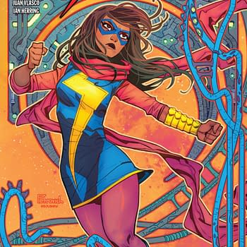 Is It Possible for Parents to Be Too Supportive Magnificent Ms. Marvel #3 Preview