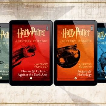 4 New Harry Potter E-Books Coming from J.K. Rowling in 2019