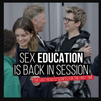 Class is in Session for Season 2 of 'Sex Education' on Netflix