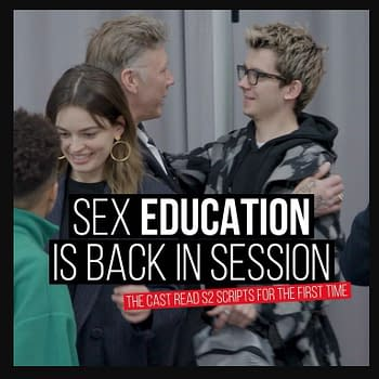 Class is in Session for Season 2 of Sex Education on Netflix