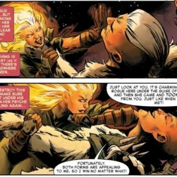 Looks Like Another Wedding is Canceled in This Captain Marvel #5 Preview