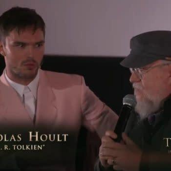 "George R. R. Martin Hosts 'Tolkien' Q&A, ""Gandalf Could Kick Dumbledore's A$$"""