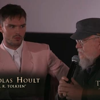George R. R. Martin Hosts Tolkien Q&#038A Gandalf Could Kick Dumbledores A$$
