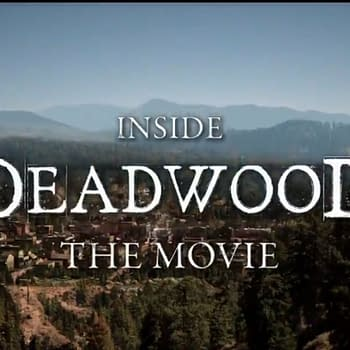 HBO Takes Us Behind The Scenes of Deadwood The Movie