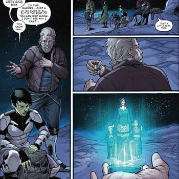 Star-Lord: Not a Great Family Man &#8211 Old Man Quill #5 Preview