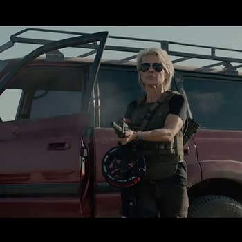 Sarah Connor is BACK in First Terminator: Dark Fate Teaser Trailer