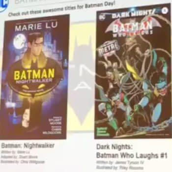 Celebrating Batman Day on September 21st, 2019