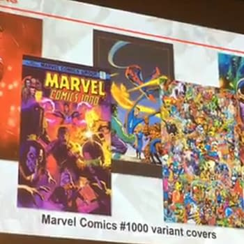 Marvel Comics Video Presentation at Diamond Retail Summit in Vegas