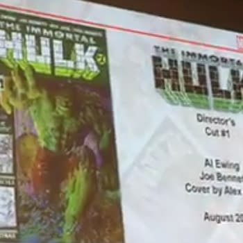 First 6 Issues of Immortal Hulk To Be Reprinted (Again) As Directors Cuts