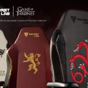 Secretlab Reveals a New Set of Game Of Thrones Gaming Chairs
