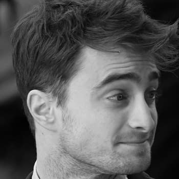 Daniel Radcliffe Filming New Harry Potter Scenes in London With JK Rowling