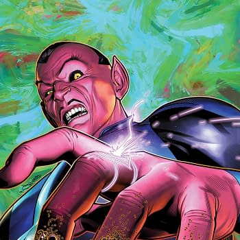 Sinestro Tastes the Rainbow this August for DCs Year of the Villain