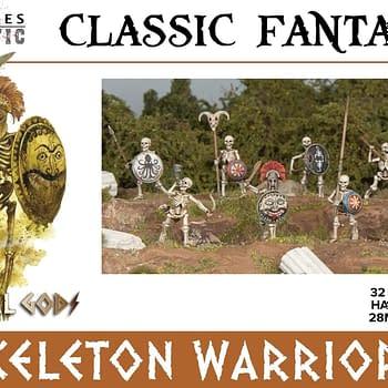 Check Out Wargames Atlantics Awesome Skeleton Infantry Minis