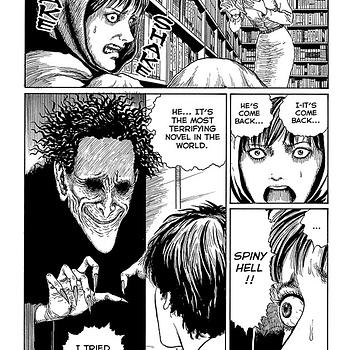 Page 332 from Junji Ito's Smashed