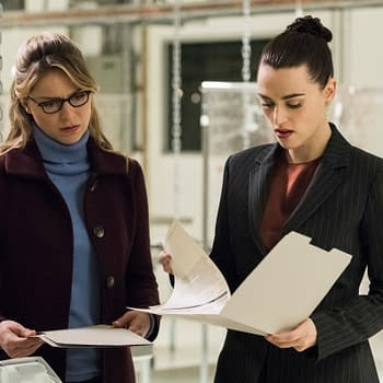 Supergirl Will The Real Miss Tessmacher Please Stand Up: Kara Faces Some Slim Shady Options [PREVIEW]