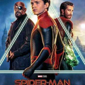 6 Character Posters for Spider-Man: Far From Home