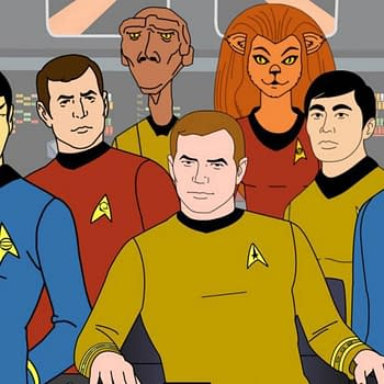 Star Trek: Lower Decks Season 1 Table Reads Go for Launch