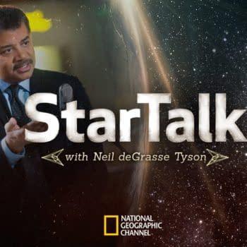 Neil deGrasse Tyson, George R. R. Martin Chat 'Game of Thrones' on 'StarTalk'