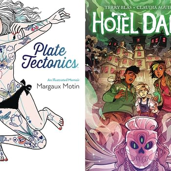 Boom to Make New Original Graphic Novels Returnable &#8211 Hotel Dare and Plate Tectonics