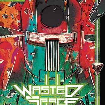 Michael Moreci Signs with Vault for Wasted Space Audio Drama More Comics