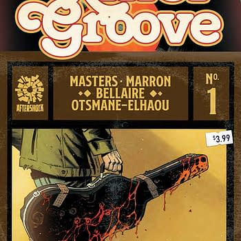 AfterShock to Rock Comics Industry&#8230 Literally&#8230 With Killer Groove Guitar Giveaway for Fans and Retailers