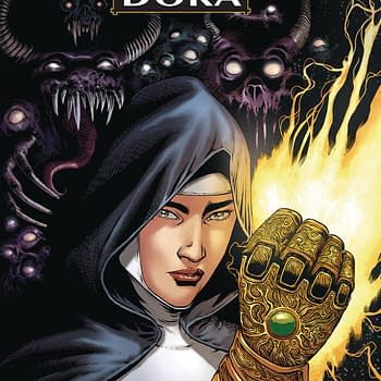 Avatar Press Relaunches Warrior Nun Ahead Of Netflix TV Show