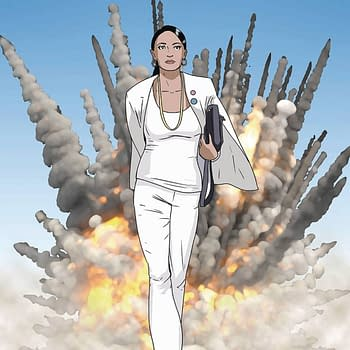 Alexandria Ocasio-Cortez Comic Goes to Second Printing