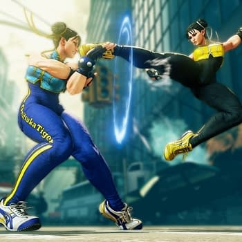 Chun Li Gets Her Own Shoe With Street Fighter &#038 Onitsuka Tiger Crossover