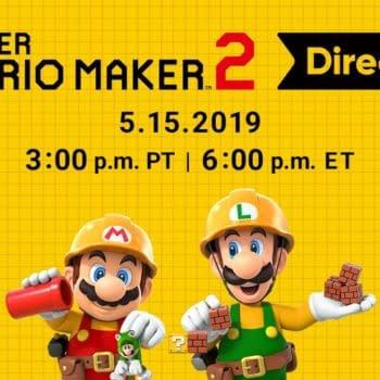 Nintendo Will Hold a Special Super Mario Maker 2 Nintendo Direct