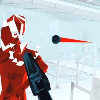 SUPERHOT VR Releases An Oculus Quest Trailer