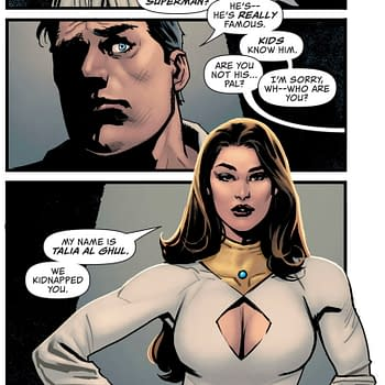 Say Hello to Jimmy Olsens Brand New Wife in Superman: Leviathan Rising (Spoilers)