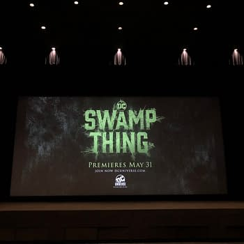 Swamp Thing: New Posters Embrace the Horror Spotlight Abby Arcane [IMAGES]