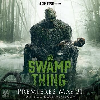 Swamp Thing: Louisiana Swamp Offers Foul Warning in New Teaser Poster