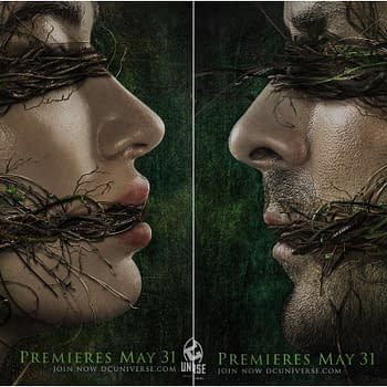 Swamp Thing Preview: Abby &#038 Alec Suffer the Swamps Anger [TEASER]