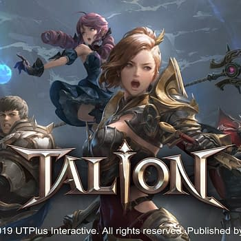 GAMEVIL Reveals a New Mobile 20v20 MMO Called Talion