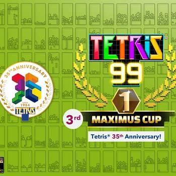 Nintendo Announces Tetris 99 Big Block DLC and Third Maximus Cup
