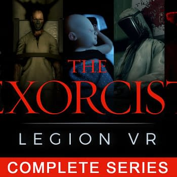 The Exorcist: Legion VR Complete Series Launches Monday