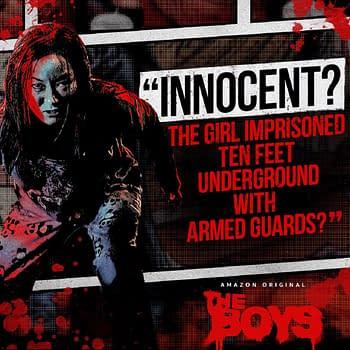 The Boys: Meet The Homelander &#038 The Sevens Worst Nightmare