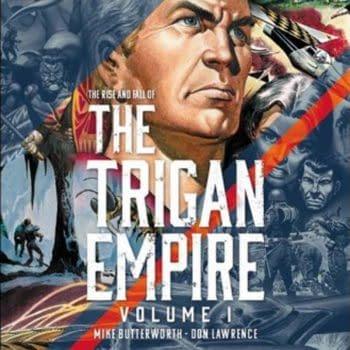 Rebellion to Republish Trigan Empire