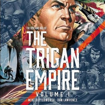 Rebellion to Republish Don Lawrences Trigan Empire in Full