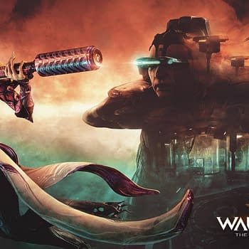 Warframes The Jovian Concord Launches on PC Next Week