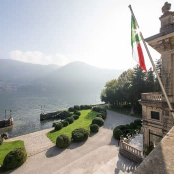 Lake Como - Probably the Most Luzurious Comic Con In The World