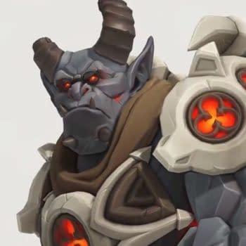 Overwatch is Giving Winston An Amazing Gargoyle Skin